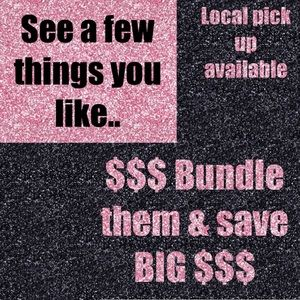 Bundle your likes & get a deal